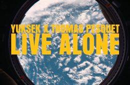yuksek - iss- thomas pesquet - live alone