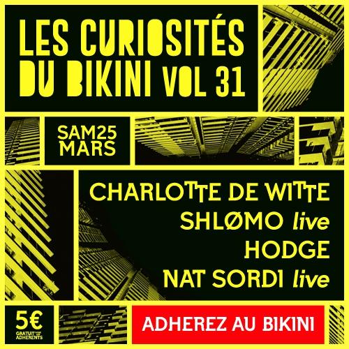 Charlotte de Witte au Bikini - Curiosités du Bikini Vol.31