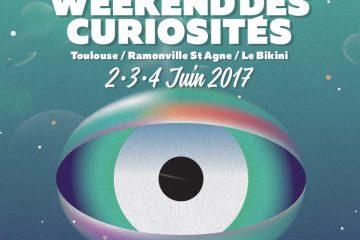 Le Weekend des Curiosités 2017