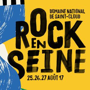 ROCK EN SEINE - 25-26-27 AOÛT 2017  -  DOMAINE NATIONAL DE SAINT-CLOUD / PARIS - FRANCE