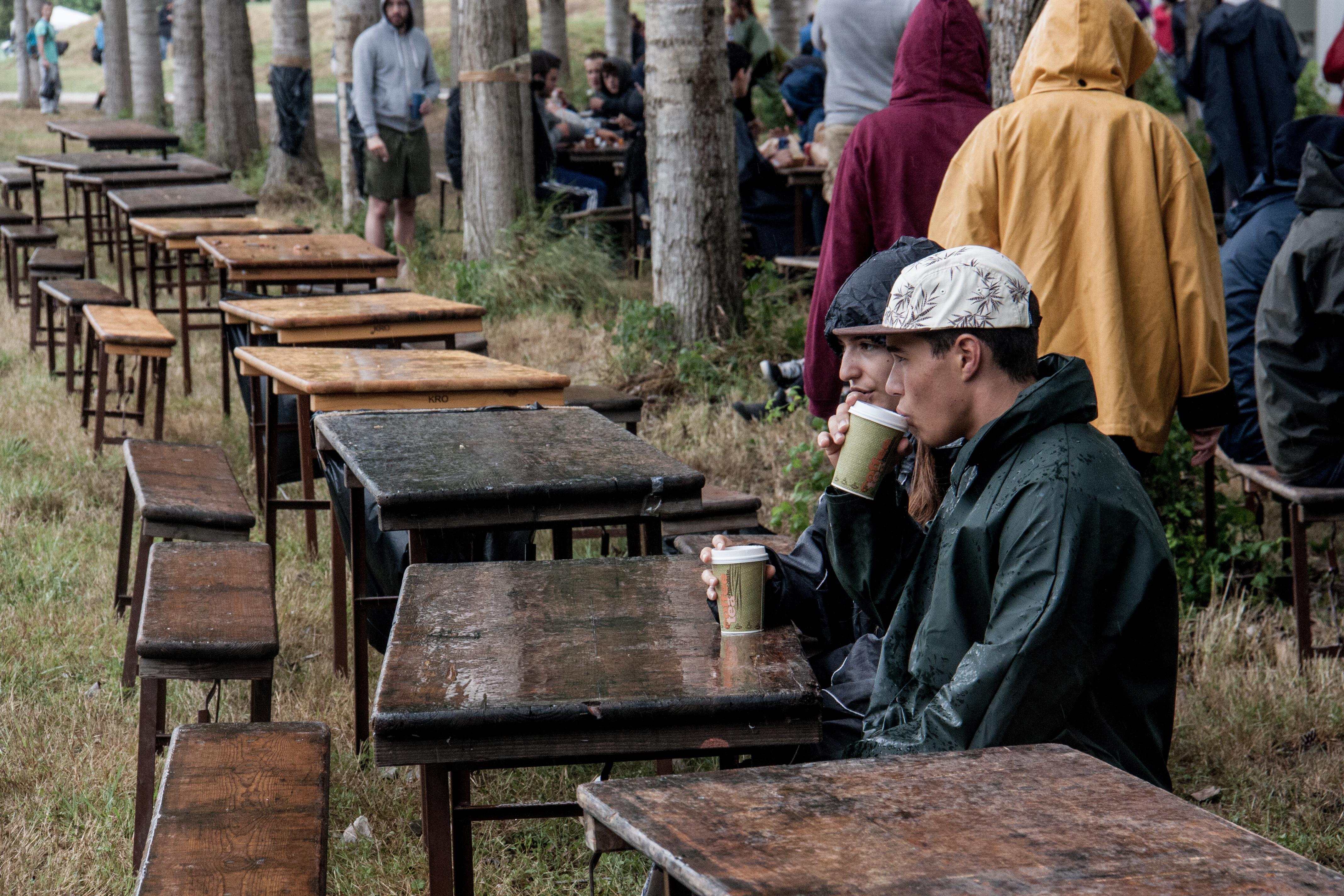 GAROROCK - Camping 2017