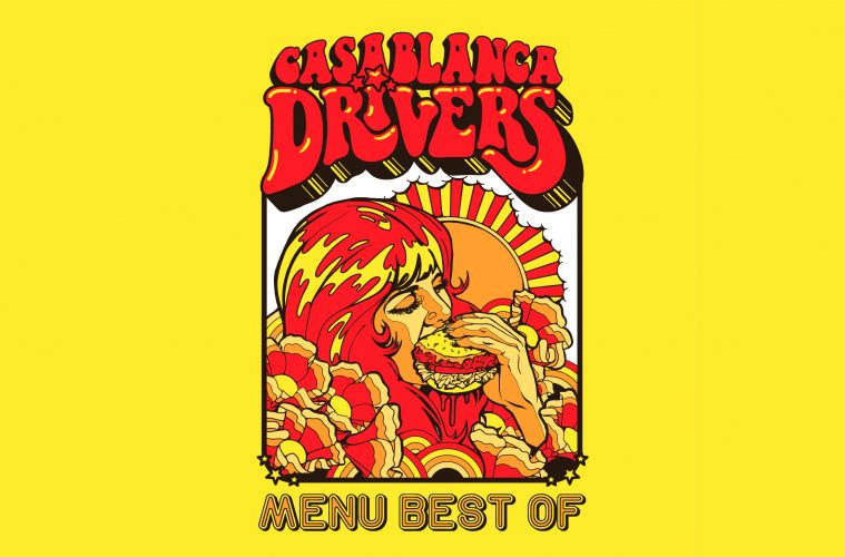 Pochette Casablanca Drivers - Menu Best of