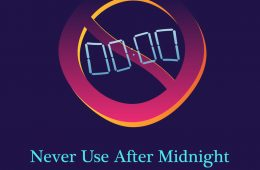 NEVER USE AFTER MIDNIGHT - MIXTAPE - RETROWAVE