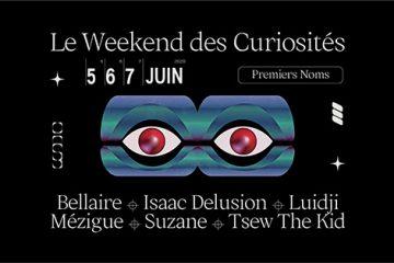 Le Weekend des Curiosités 2020